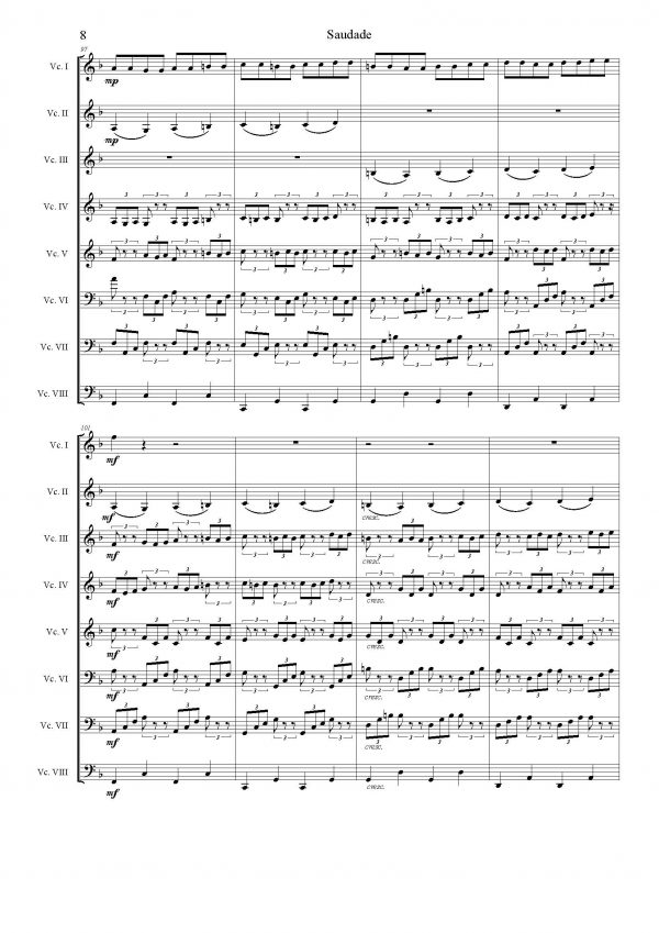 Isabel Gehweiler - Saudade for 8 Cellos_Seite_08